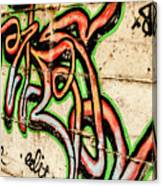 Urban Expression Canvas Print
