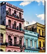 Urban Havana Canvas Print