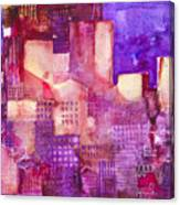 Urban Landscape 4 Canvas Print