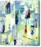 Urban Patterns 1 Canvas Print