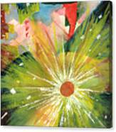 Urban Sunburst Canvas Print