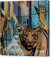 Urban Wildlife Canvas Print