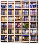 Urbanisation Canvas Print