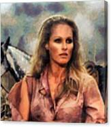 Ursula Andress Canvas Print