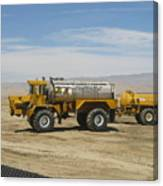 Us #1 Soil Stabilization Company - Envirotac Canvas Print