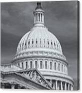 Us Capitol Building Iv Canvas Print