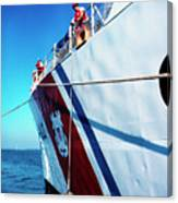 Us Coast Guard  Canvas Print