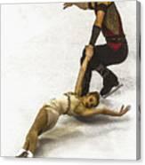 U.s. Figure Skating Championships  Canvas Print