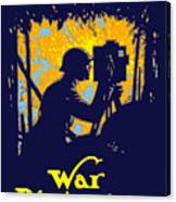 U.s. Official War Pictures Canvas Print