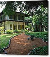 Usa, Florida, Key West, Ernest Canvas Print
