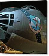 Usaf Museum B-36 Cold War Canvas Print