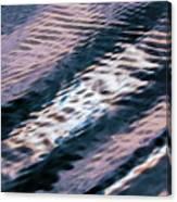 Ushuaia Ar - Ocean Ripples 1 Canvas Print