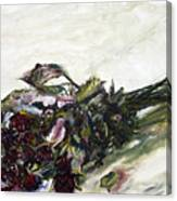 Ususena Ruze - Po Trech Kouscich A Canvas Print
