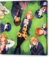 Uta No Prince-sama Canvas Print