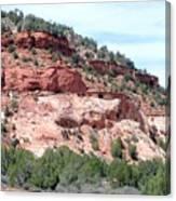Utah 9 Canvas Print