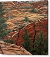 Utah Paradise Canvas Print