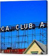 Utica Club Ale West End Brewery Canvas Print