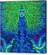 Uyulala Canvas Print