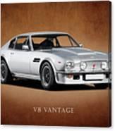 V8 Vantage Canvas Print