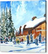 Vail , Colorado Canvas Print