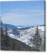 Vail Colorado II Canvas Print