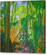 Val De Endore Canvas Print
