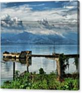 Valencia Lake Canvas Print