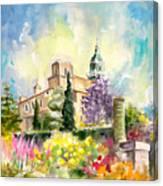 Valldemossa 03 Canvas Print