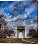 Valley Forge Canvas Print