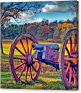 Valley Forge Canon Canvas Print