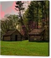 Valley Forge Natioanl Park Canvas Print