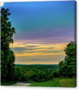Valley Forge Views Canvas Print