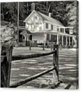 Valley Green Inn Philadelphia 1 Canvas Print