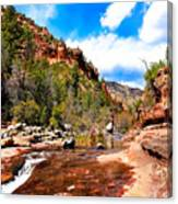 Valley Of Life Canvas Print