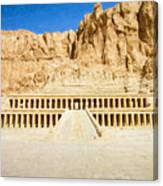 Valley Of The Queens 2 Canvas Print