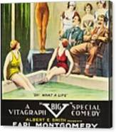 Vamps And Variety 1919 Canvas Print