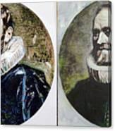 Van Dyck Nicholas Rockox Canvas Print