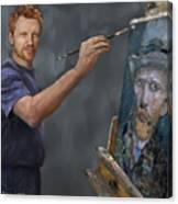 Van Gogh 2018 Canvas Print