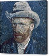 Van Gogh: Self-portrait Canvas Print