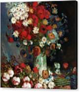 Van Gogh Still Life 1886 Canvas Print
