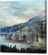 Vancouver-1 Canvas Print