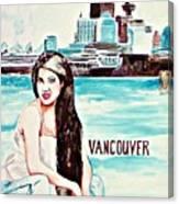 Vancouver 2009 Canvas Print