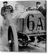 Vanderbilt Cup Race Canvas Print