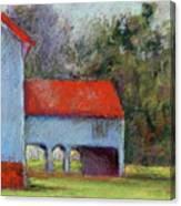 Vanderbilt Park Canvas Print