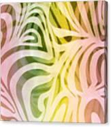 Vanilla Icecream Canvas Print