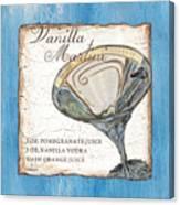 Vanilla Martini Canvas Print
