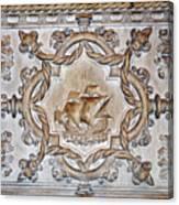 Vasco Da Gama Sarcophagus Lisbon Canvas Print