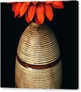 Vase II Canvas Print