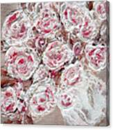 Vase Of Hope Original Is Sold Canvas Print