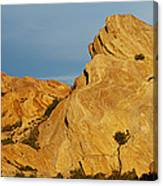 Vasquez Rocks State Park, Sunset Canvas Print